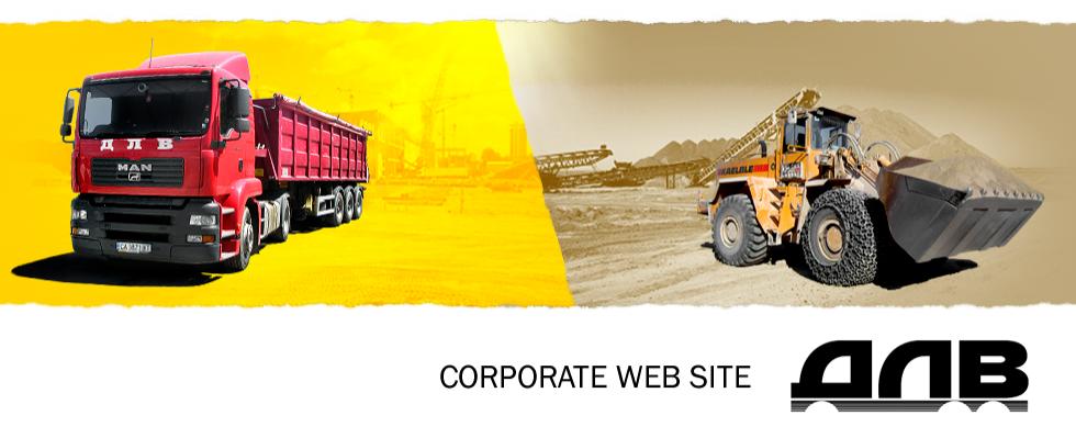 DLV - corporate website